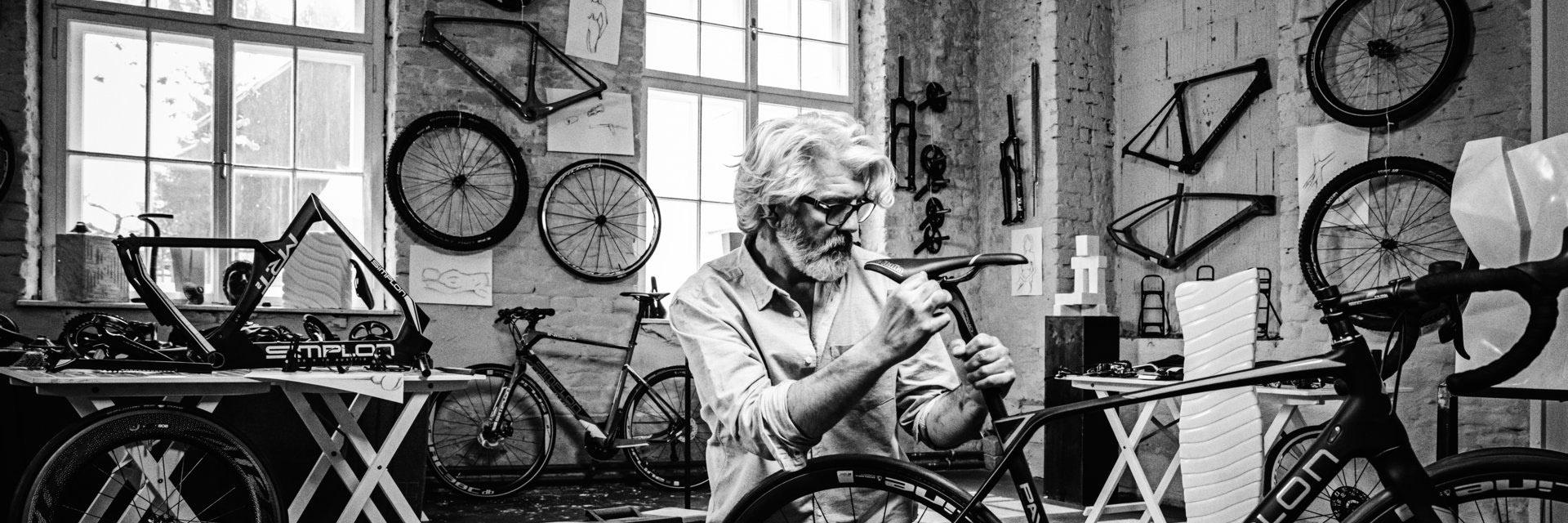 Ginzinger Fahrrad Simplon Individuelles Bikesystem
