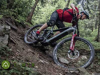 Simplon E-Mountainbike